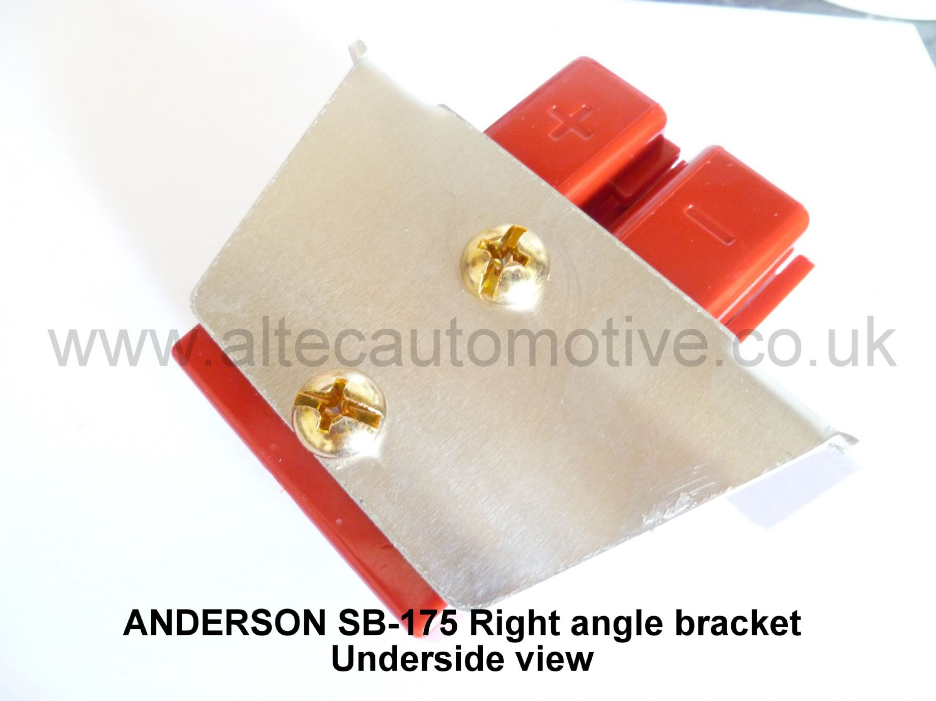 Anderson Connector Mounting Brackets Plug Wiring